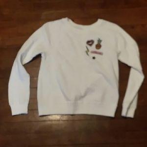Hollister womans sweatshirt size Small
